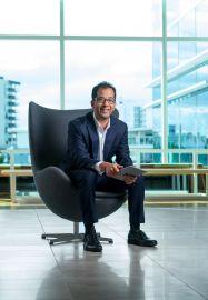 Edward Chung, CEO