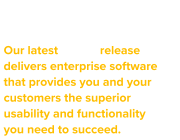 Software Release 2019A