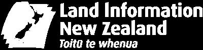 Land Information New Zealand logo